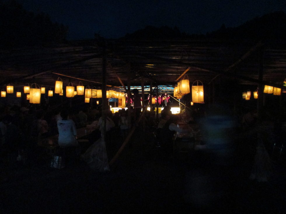 大木須ほたるの夕べ